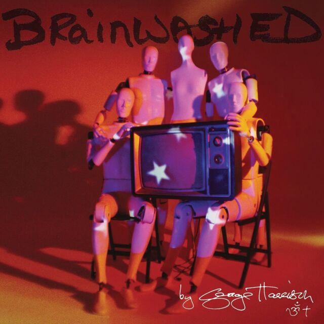 GEORGE HARRISON : BRAINWASHED (vinilo LP) sellado