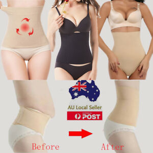 be9f403158a67 Image is loading Women-Body-Shaper-Tummy-Trimmer-Waist-Stomach-Control-