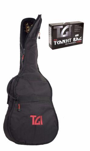 TGI Acoustic Bass Guitar 10mm Padded Gig Bag Carry Case Gigbag New