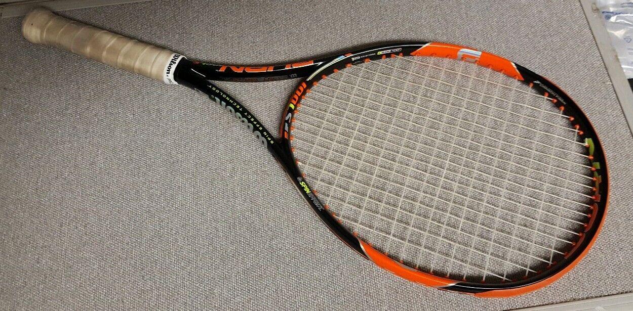 Wilson Wilson Wilson Burn 100ULS Tennis Racquet, GRIP 4 3 8 , STcorrereG bf8