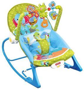 Babywippe-Babyschaukel-Babyliege-Trage-Schaukelsitz-Spiel-Wiege-Spielbogen-Wippe