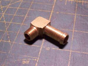 "EDELMANN 844240  1//4/"" Clamp Style Hose Fitting x 1//8/"" Pipe Thread"