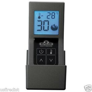 f60 napoleon gas fireplace thermostatic remote control