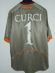 Maillot-de-Football-Camiseta-Gardien-But-Match-Porte-Roma-Curci-1