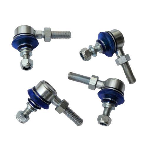 Front Adjustable Drop Links for Peugeot 206 SW 1.1-2.0 16V HDi 07//2002-On 2E//K
