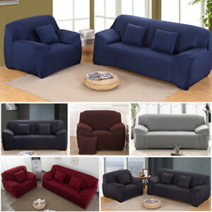 1-2-3-4-Seater-Stretch-Sofa-Cover-Couch-Lounge-Recliner-Slipcover-Protector