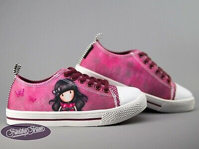 Gorjuss LADYBIRD KIDS Low-top Toile Chaussures Santoro London Trainers Sneakers