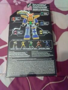 Collection Power Rangers Zeo Legacy 45557437855