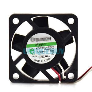 KDE2404PFVX-24V-1-9W-For-Sunon-Siemens-inverter-cooling-fan-40-40-10mm-3pin