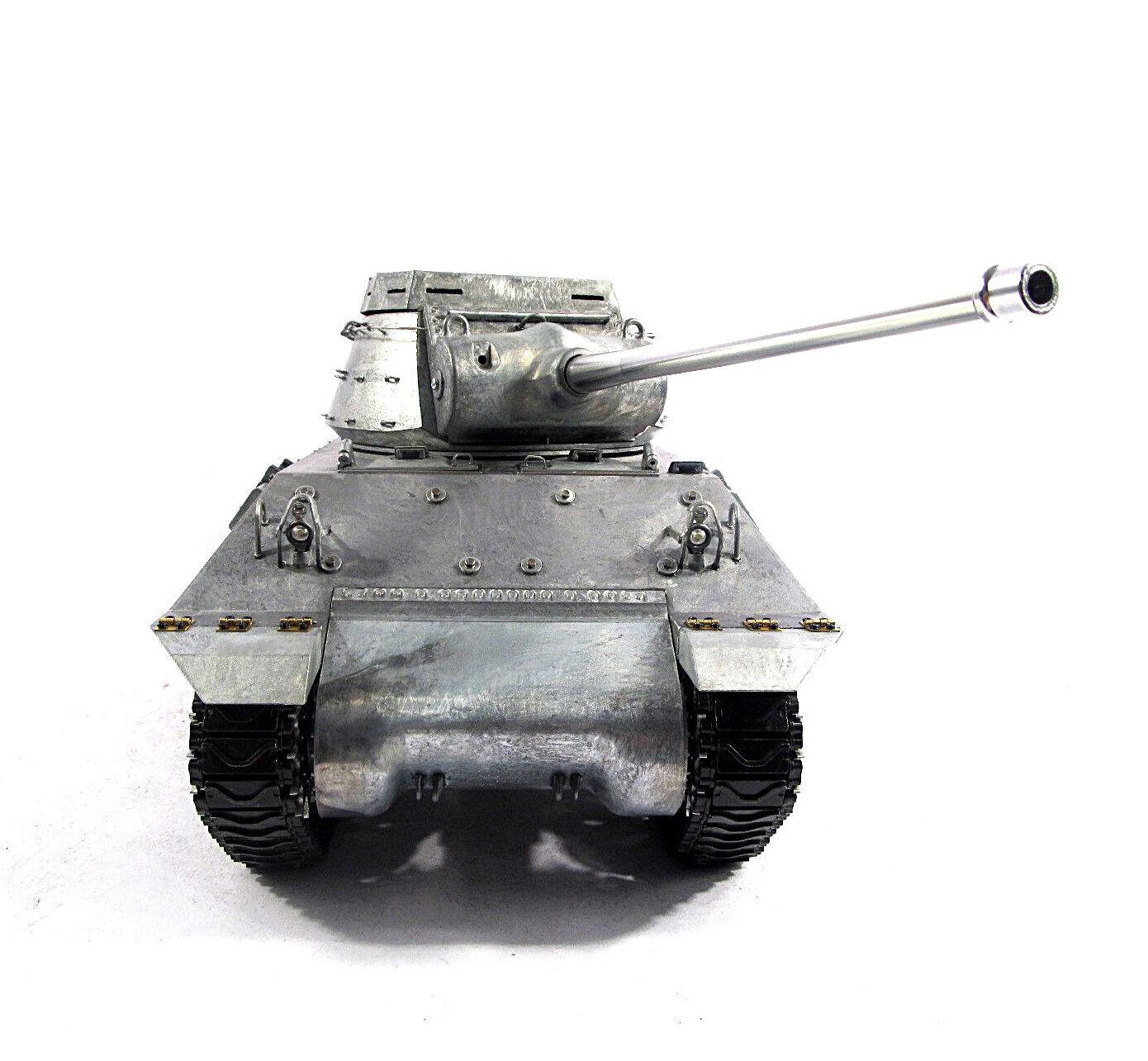 Mato 1 16 tutti  Metal M36 Destroyer RC KIT Tank Infrarosso Recoil Metal Coloree 1236  prodotto di qualità