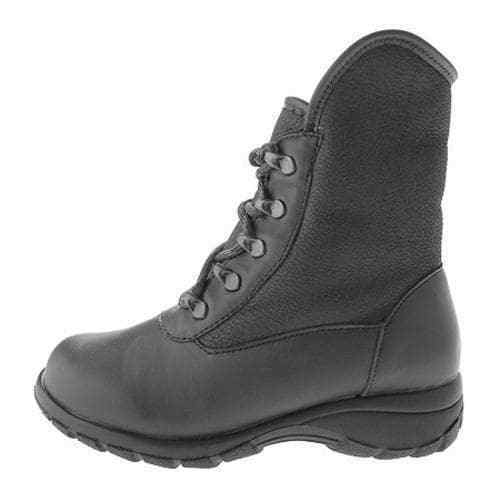 TOE WARMERS of CANADA WOMEN/'S HARBOR WATERPROOF LEATHER  ANKLE LACE BOOT