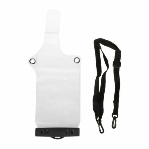 Portable Radio Waterproof Case Bag For Baofeng Walkie Talkie UV82 UV5R BF888S