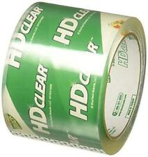 Duck Brand Hd Clear High Performance Packing Tape 3 Inch X 546 Yard Roll