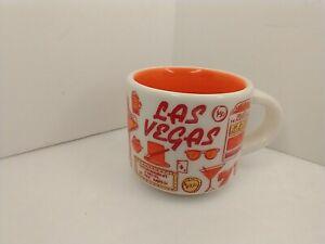 Starbucks 2oz Demitasse LAS VEGAS Nevada BEEN THERE Mug Ornament Mini Cup