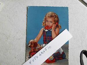 Sammlungsauflösung! Alte Fotografie! Kl. Mädchen telefoniert Größe ca 10 x14 cm - Aachen, Deutschland - Sammlungsauflösung! Alte Fotografie! Kl. Mädchen telefoniert Größe ca 10 x14 cm - Aachen, Deutschland