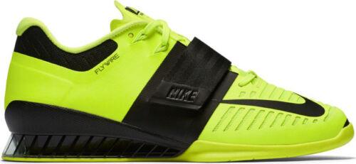 entrenamiento Romaleos 700 852933 3 zapatos pesas 14 886551021271 Sz con Ns15 Black de Nike Volt SaxZw7nx