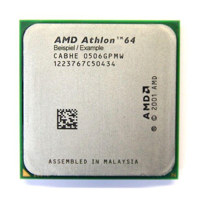 AMD ATHLON 64 PROCESSOR 3200 TREIBER HERUNTERLADEN