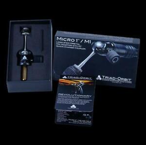 Triad-Orbit Micro M1 Mikrofonadapter für Triad-Mikrofonstativ-System