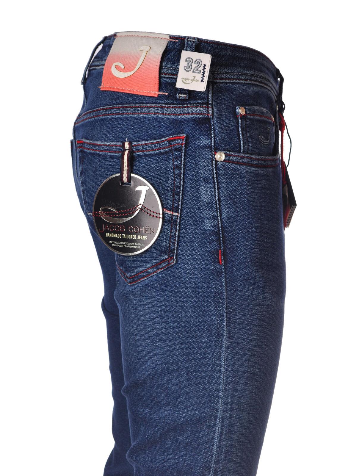 Jacob Cohen - Jeans-Pantaloni - - Jeans-Pantaloni Uomo - Denim -  4902905M184134 5eae4c cfb2a9f6c78b