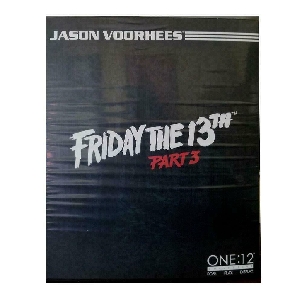 Mezco Toys One  12 Collective  Friday The 13th Part 3  Jason Voorhees