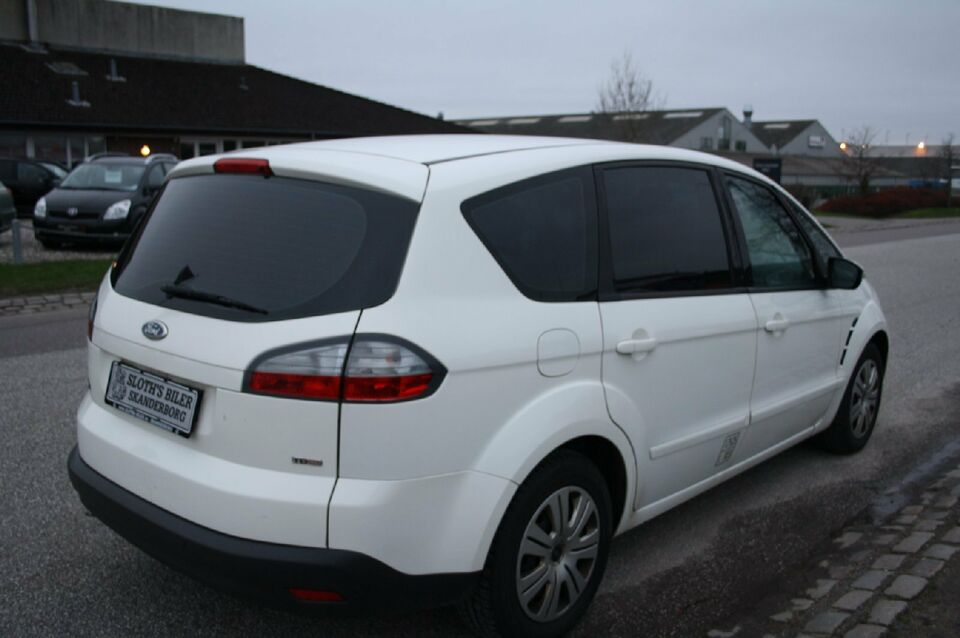 Ford S-MAX 1,8 TDCi Trend Diesel modelår 2007 Hvid km 167000