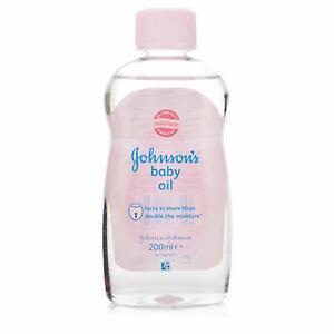 Original Johnson's Baby Öl 200ml