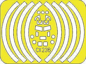 Eduard Accessories Cx236 - 1:72 E-2C Für Hasegawa  Bausatz - Maskierfolie - Neu