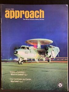 Approach The Naval Aviation Safety Review Magazine US Navy January 1993