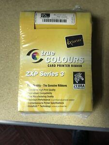 Details about Zebra iX Series Color Ribbon YMCKO 200 Images for ZXP Series  3 Card Printer
