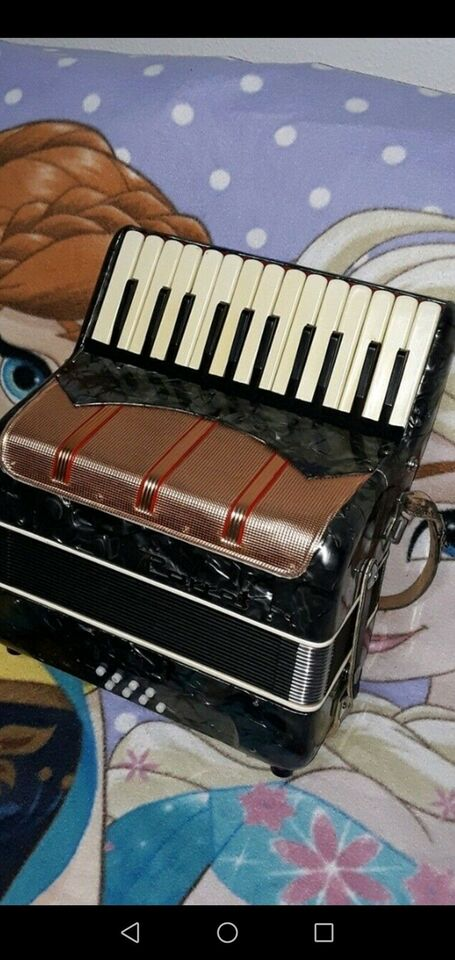 Tangentharmonika, Parrot
