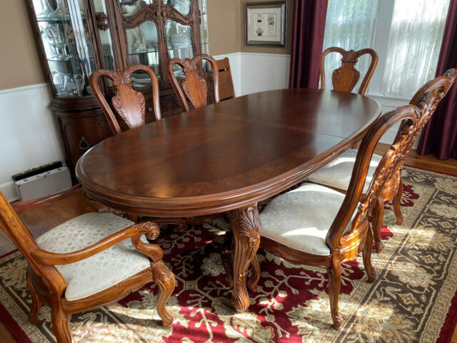 American Drew Miramar Formal Dining Room Set For Sale Online Ebay