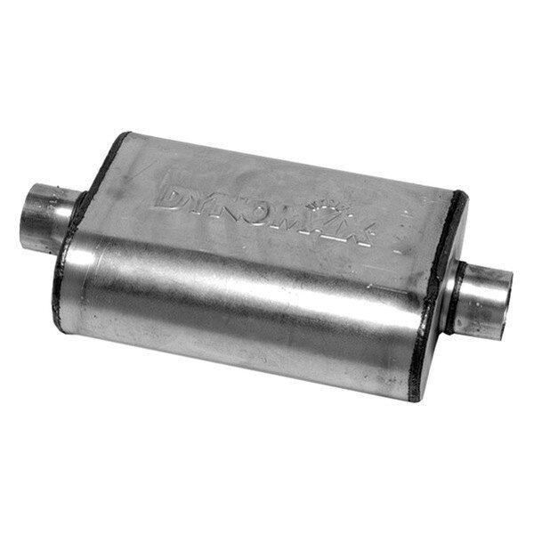 Exhaust Muffler-Ultra Flo Welded Universal Muffler Dynomax 17235
