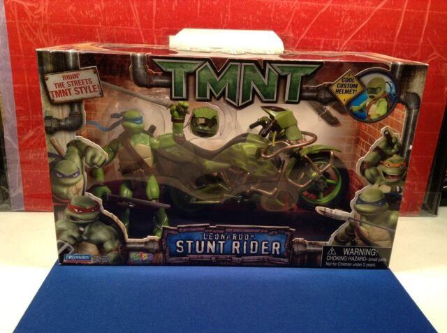 Tmnt Stunt Rider Leonardo Tmnt Movie 2007 Teenage Mutant Ninja