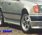 Mercedes W124 E Class GENUINE ZENDER SIDE SKIRTS SEDAN WAGON to 8/89 (Z5276013)