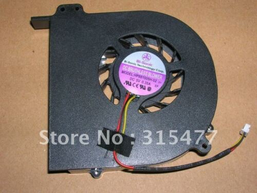 Advent 4113 5301 9115 9315 4315 4213 CPU Cooling Fan HP551005H-02 28G255100-10