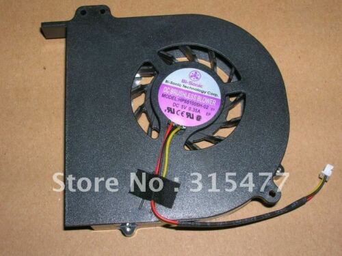 Advent 4113 5301 9115 9315 4315 4213 CPU Cooling Fan HP551005H-02 28G255100-10