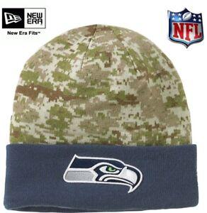 NFL-Seattle-Seahawks-New-Era-Digital-Camo-Knit-Beanie-Hat-Football-Hunting