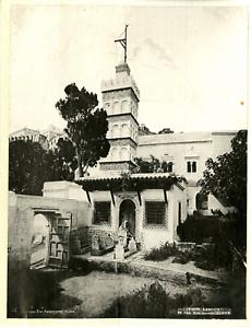 Leroux-Algerie-Mosquee-Sidi-Abderrhaman-Vintage-print-Photomecanique-21