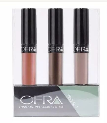 OFRA COSMETICS Nikkie Tutorials Liquid Lipstick TRIO Set️FREE EXPRESS POST