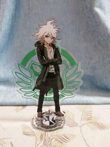 Anime Danganronpa Komaeda Nagito Acrylic Stand Figure