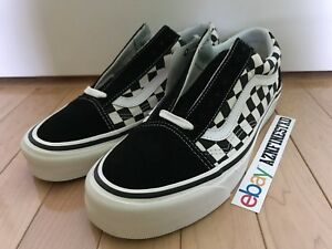 0c7ddb0d5c61 NEW Vans Old Skool 36 DX Black Checker Anaheim Factory Sz 4.5-9 ...