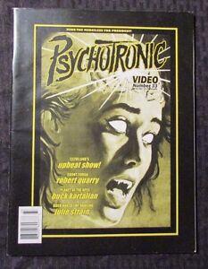 Psychotronic Video OOP Rare #27 1998