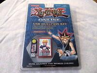 Konami - Yu-gi-oh Online Usb Duelpass Key - Series 1 - Nip