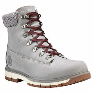 Details about New Timberland Radford 6 Inch D Ring Boots US8 12 work premium icon ankle shoes
