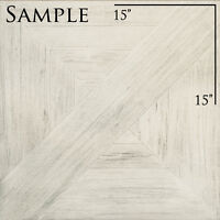 Sample Of 30 X 30 Refin Ceramiche Mansion Lounge Floor Tile Made In Italy