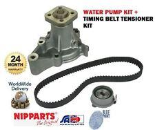 FOR HYUNDAI GETZ 1.1 G4H 2005-2011 TIMING CAM BELT TENSIONER KIT + WATER PUMP