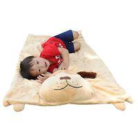 Kids Child Toddlers Infant Play Mat Nap Pad Rug Family Picnic Preschool Blanket