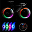 Colorful Bike Bicycle Cycling LED Spoke Wire Tire Tyre Wheel Bright Light Lamp