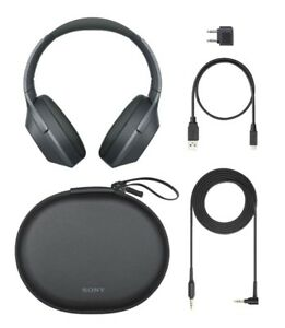 Sony-WH-1000XM2-B-All-Accessories-Included-Noise-Cancelling-WH1000XM2-Black