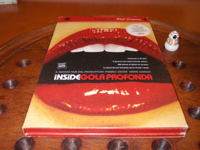 Inside gola profonda  Libro +  Dvd ..... PrimoPrezzo